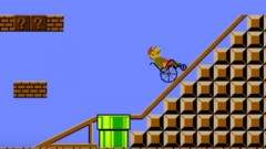 "YouTube screenshot from ""Not So Super Mario."""