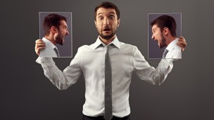 Self-criticism is a personality virus. Photo by Shutterstock.com