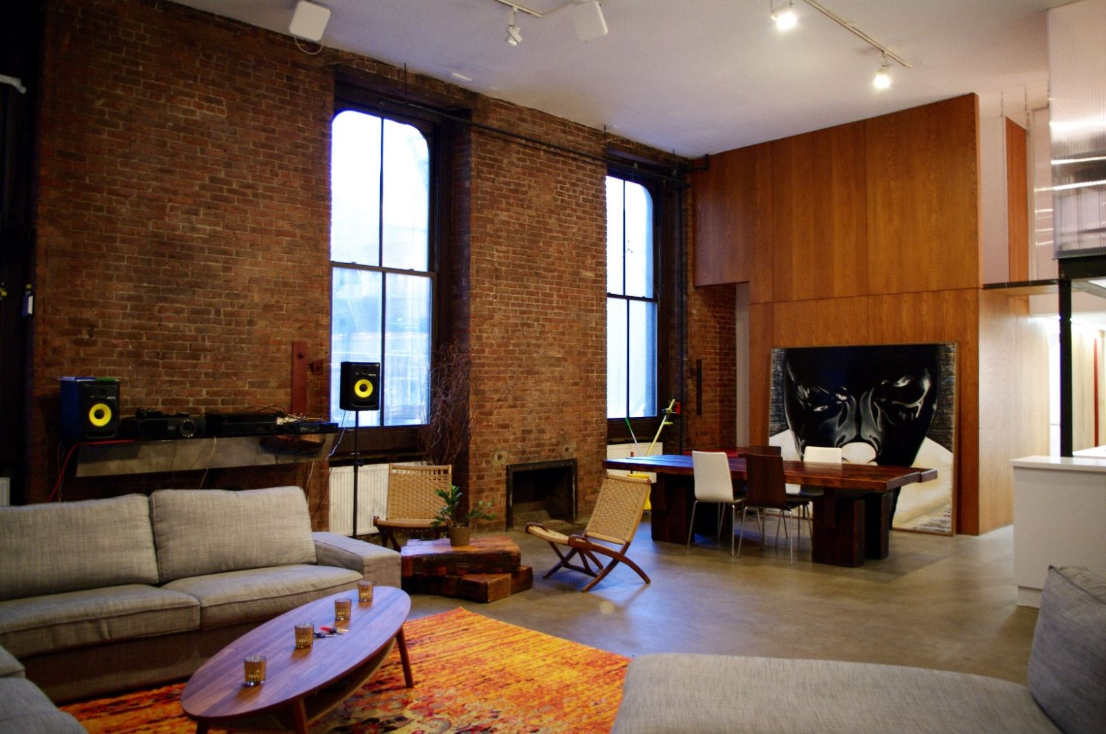 Splacer users can stage an event at this TriBeCa loft. Photo: courtesy