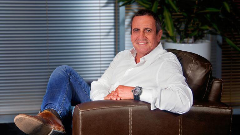 Eyal Waldman, President and CEO of Mellanox. Courtesy photo