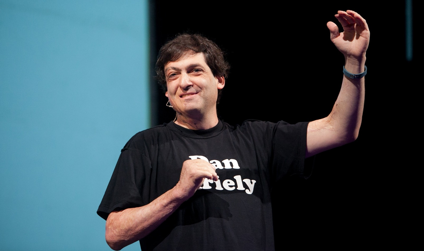 Dan Ariely of the Center for Advanced Hindsight. Photo courtesy