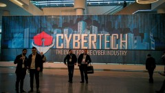 Nearly 11,000 people came to opening day of Cybertech 2016 in Tel Aviv. Photo by Viva Sarah Press