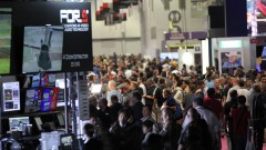 Central Hall at the 2015 NAB Show