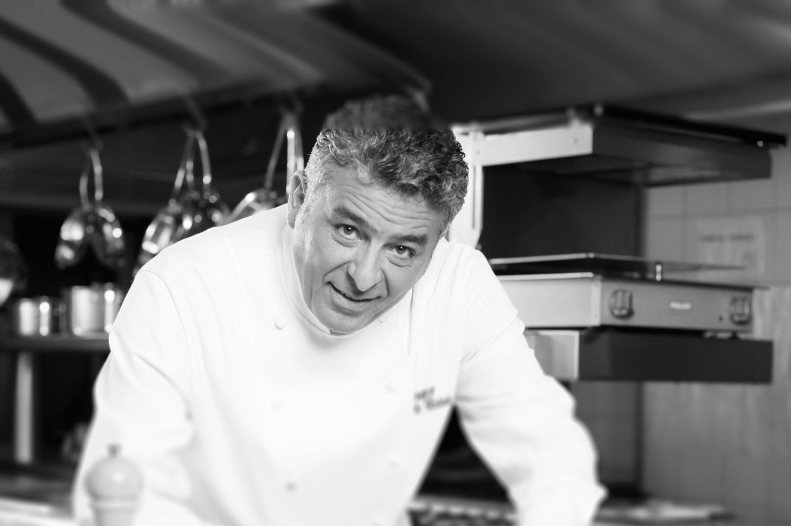 Chef Joseph Hadad as pictured on the josephrestaurant.ro website.