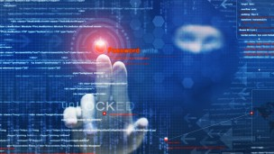 Cybersecurity image by Shutterstock.com
