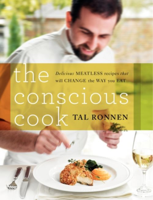 Tal Ronnen's cookbook was published by HarperCollins in 2009. Photo: courtesy
