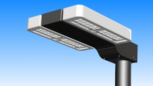 Apollo luminaires from Gaash Lighting are an answer to demands for smart city, safe city and IoT trends worldwide. Photo: courtesy