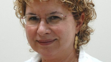 Prof. Martha Dirnfeld. Photo courtesy of Technion PR