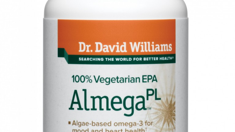 Qualitas Health makes the world's only FDA-approved Omega-3 product from algae. Photo: courtesy