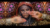 Beyoncé in Coldplay's 'Hymn for the Weekend' video. Photo from YouTube