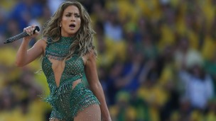 Jennifer Lopez as seen at 2014 FIFA World Cup. Photo by AGIF / Shutterstock.com