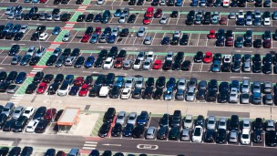 Change the way you park your car. Photo by Shutterstock