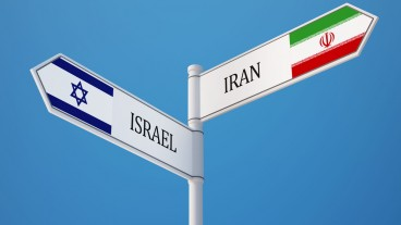 From Iran to Israel? Photo by www.shutterstock.com