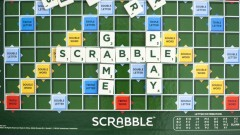 Scrabble board game. Photo by urbanbuzz / Shutterstock.com