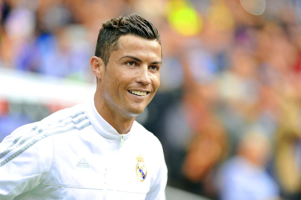 Cristiano Ronaldo. Image via Shutterstock
