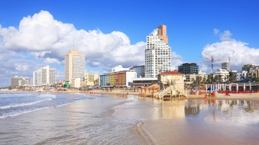 Tel Aviv. Photo by www.shutterstock.com