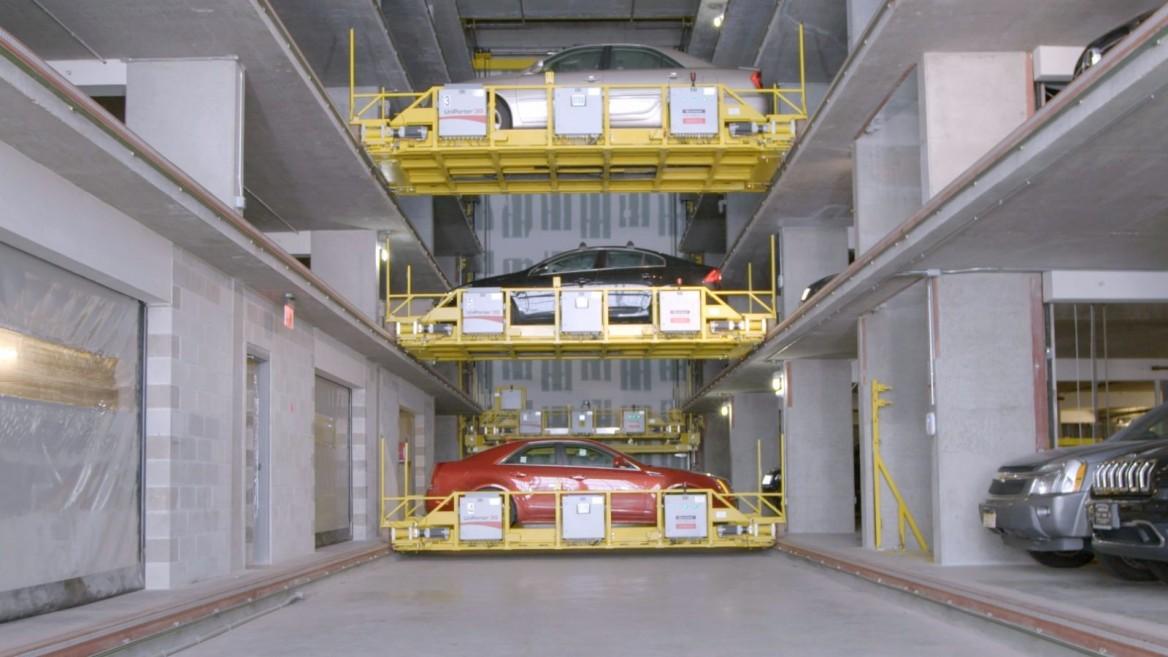 The Unitronics robot. Photo: courtesy