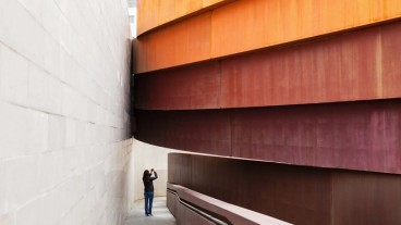 The Holon Design Museum. Photo courtesy Vogue