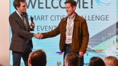 3C Smart Cities Challenge first place winner Magos Systems designs and manufactures state-of-the-art staring radars that revolutionize perimeter and border security. Photo via Planet Idea