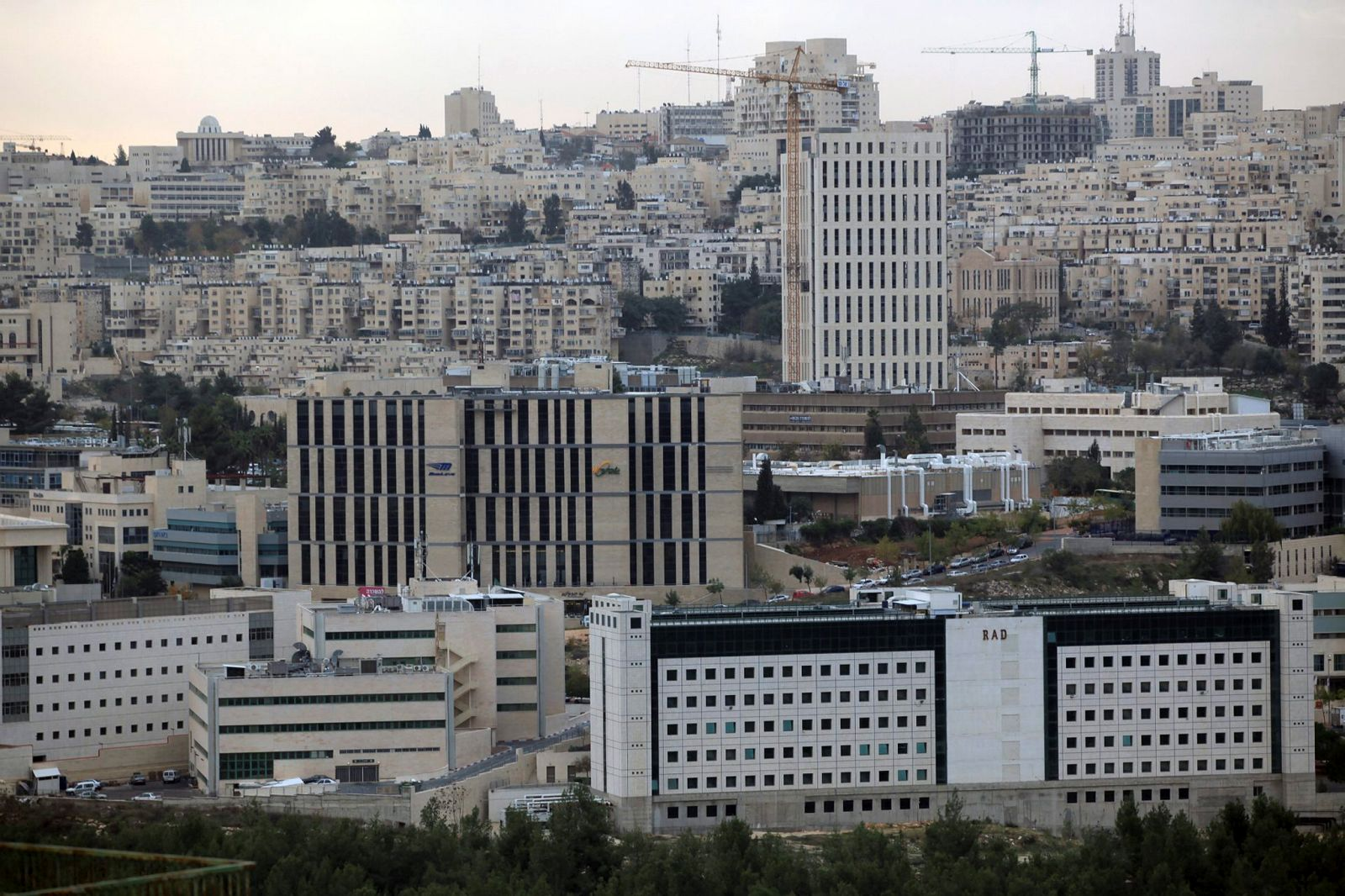 Jerusalem Israel S Burgeoning High Tech Capital Israel21c