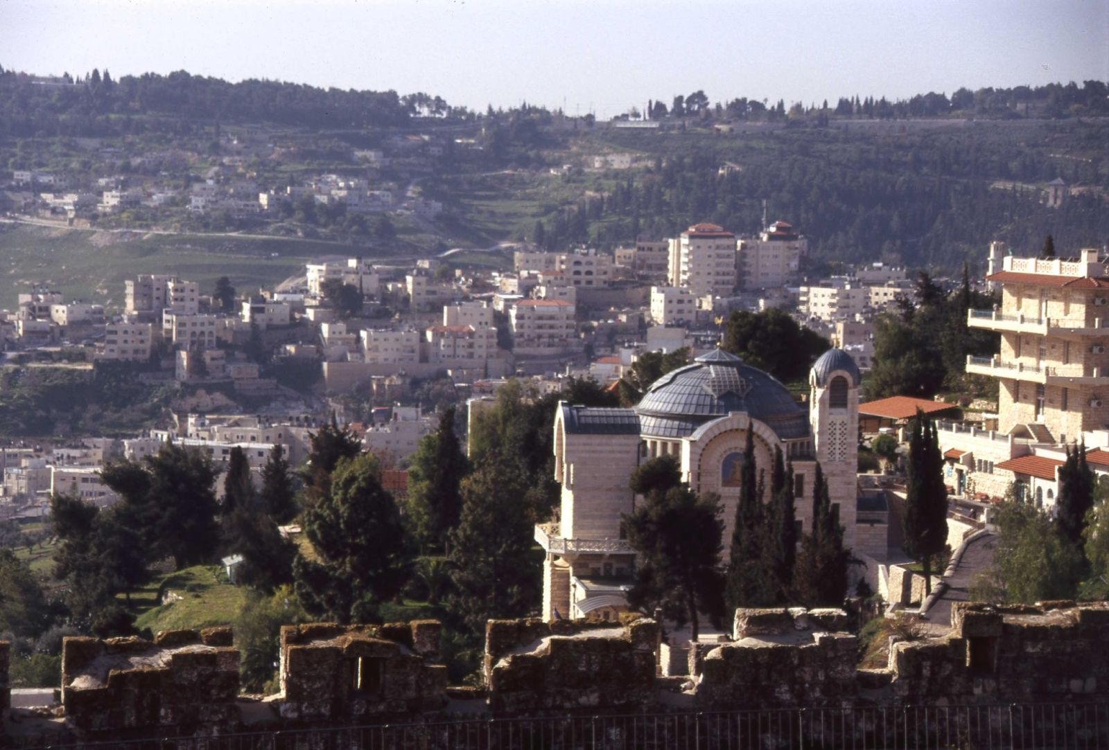 Church of St. Peter in Gallicantu. Photo courtesy of Israel Tourism Ministry