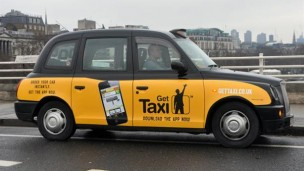 Get Taxi in London