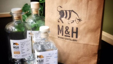 Milk & Honey distillery
