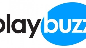 Playbuzz Logo (PRNewsFoto/Playbuzz)