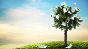 Successful funding rounds despite 'challenging market.'  Photo illustration via Shutterstock.com