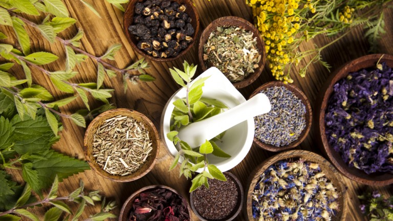 Herbal remedies can increase toxic effects of chemotherapy. Photo by Shutterstock
