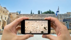 Bloggers give a more in depth perspective of Israel. Photo by www.shutterstock.com