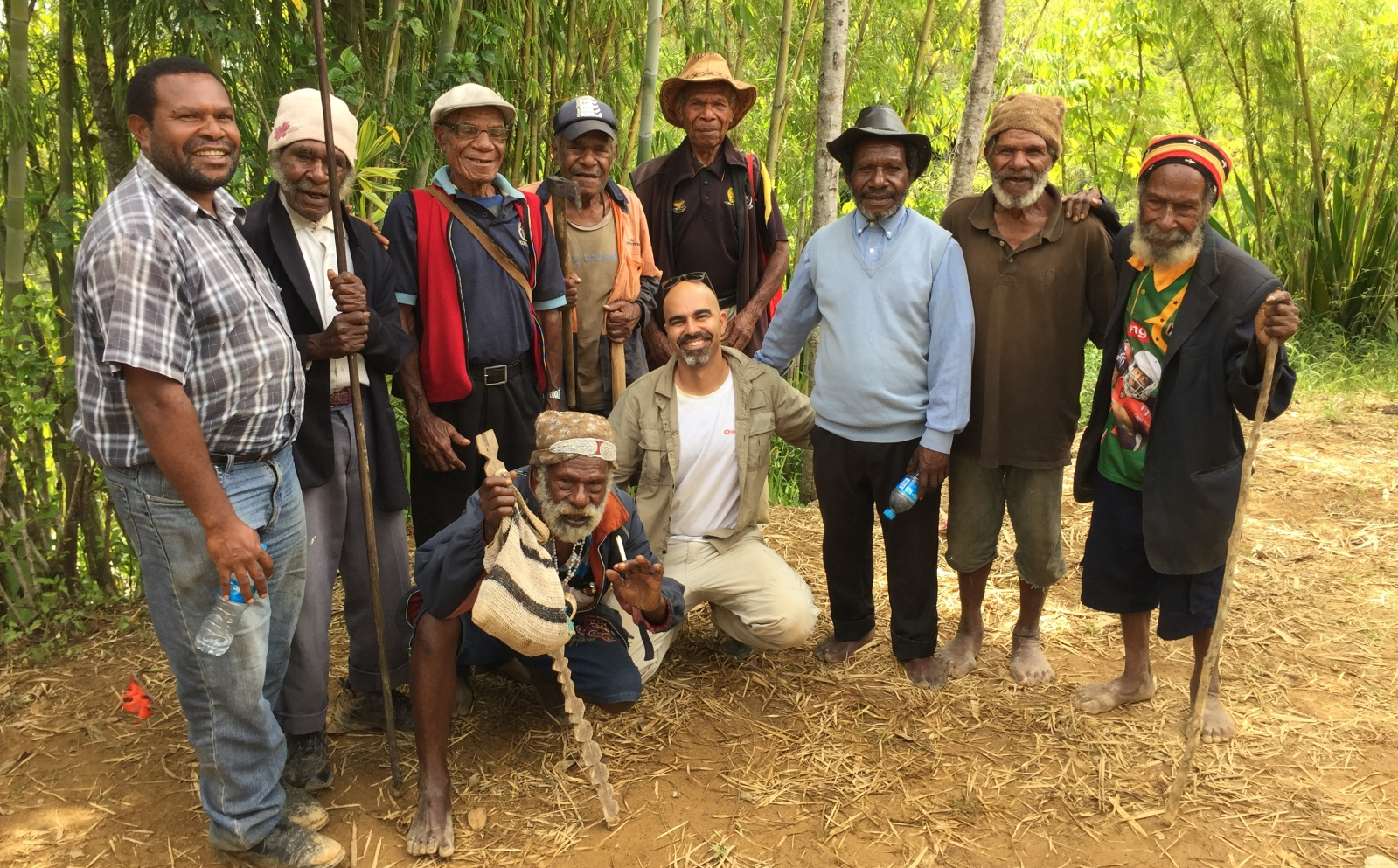 Israelis Salvage The Personal Stories Of Papua New Guinea