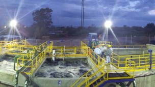 Durango wastewater treatment facility uses Israeli technology solutions. Photo courtesy