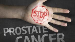 Stop prostate cancer Photo via shutterstock