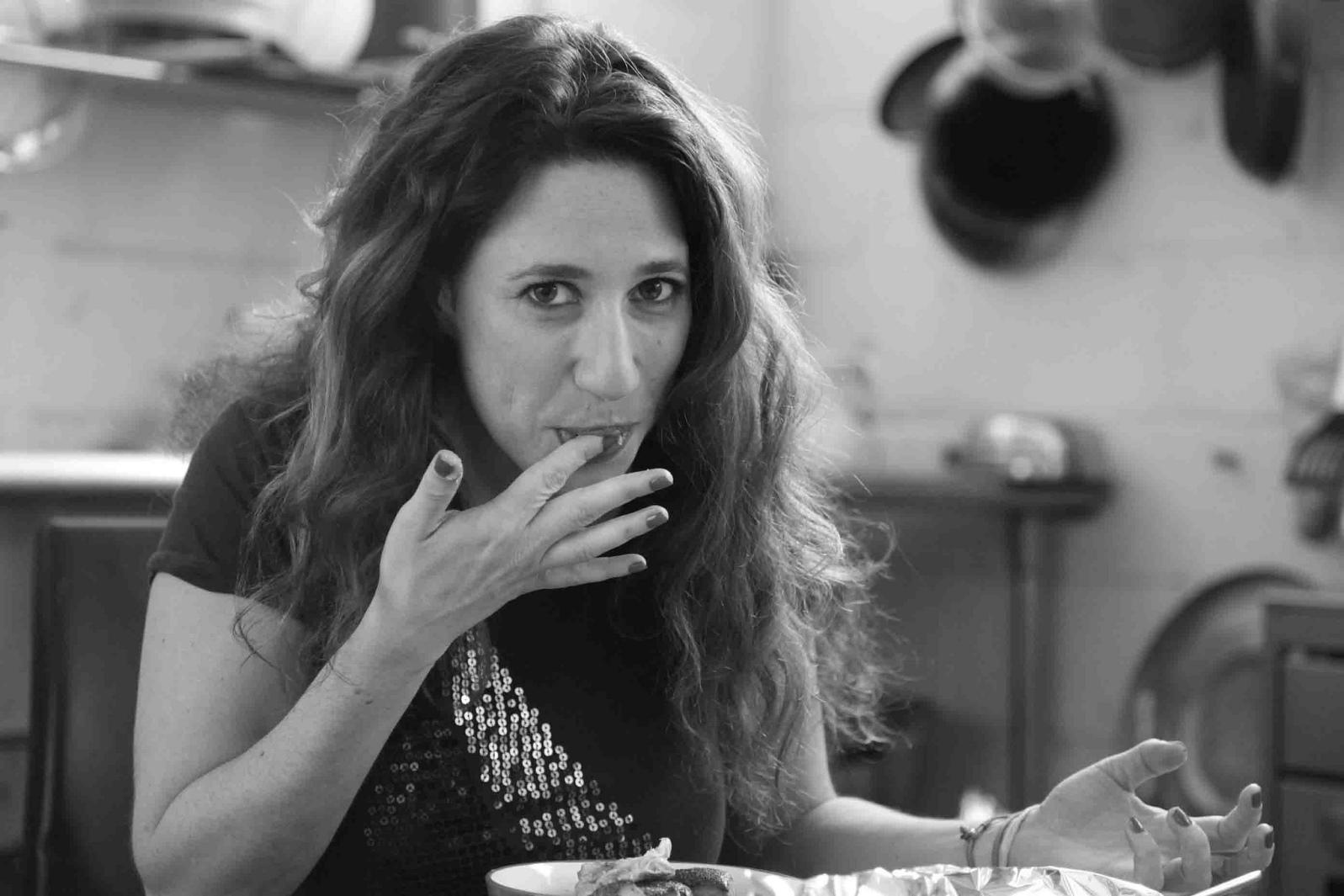 Vegan chef and consultant Ori Shavit. Photo by Dan Lev
