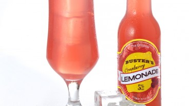 Buster's Cranberry Lemonade. Photo: courtesy