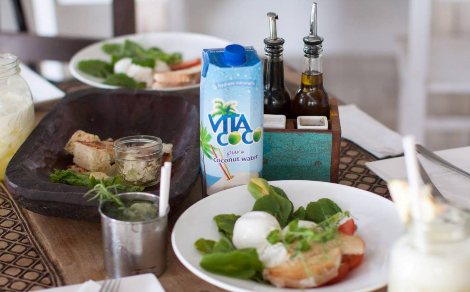Vita Coco is sold in major US retailers including Target, Walmart, Cosco, CVS, Whole Foods, Publix and more.
