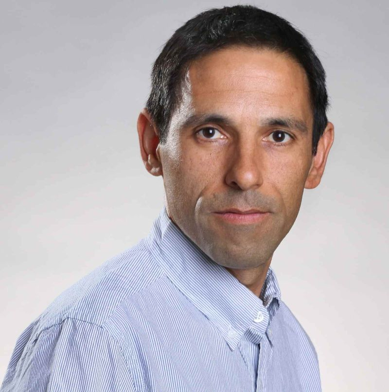 Equinom CEO Gil Shalev. Photo: courtesy
