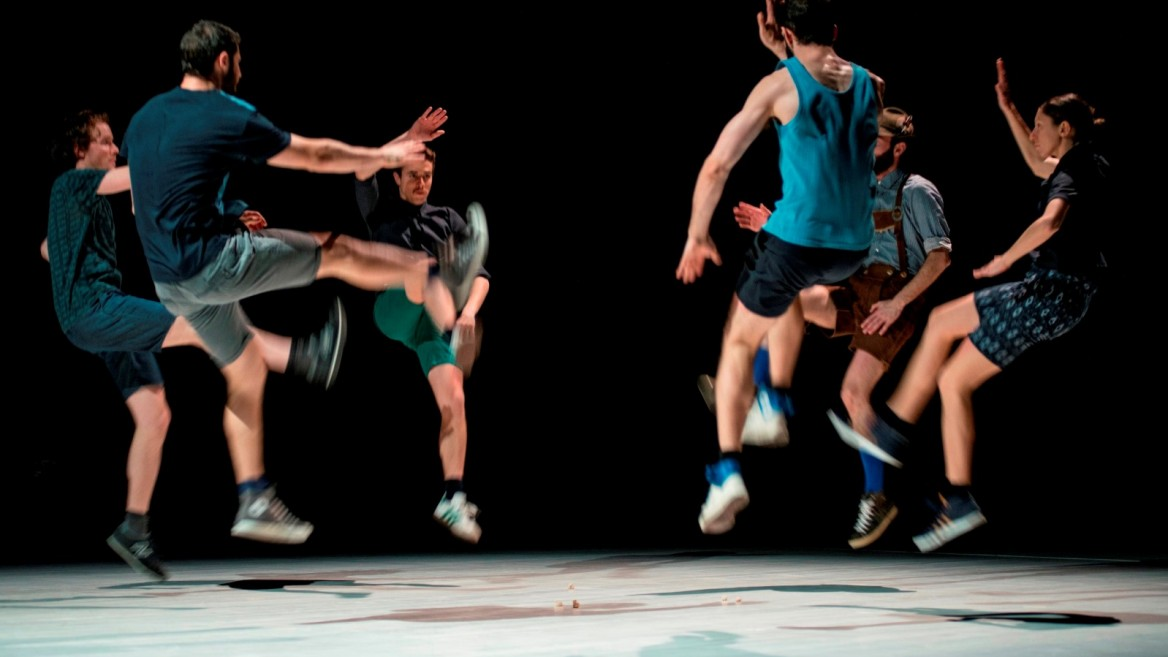"Italian choreographer Alessandro Sciarroni's acclaimed work, ""Folk-s, will you still love me tomorrow?"" is on the 2016 Israel Festival bill. Photo by Andrea Macchia"