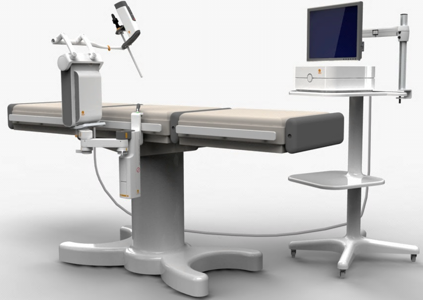 MST's AutoLap image-guided laparoscopic positioning system. Photo: courtesy