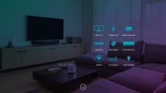 Tekoia's Sure Universal Remote allows users to operate all their appliances from their phone. Photo courtesy