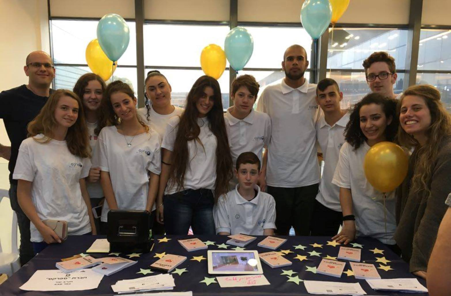 Young Entrepreneurs Israel is a member of Junior Achievement Worldwide and JA-YE Europe. Photo: courtesy
