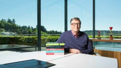 Image of Bill Gates via Gates Notes blog