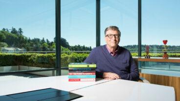 Image of Bill Gates via Gates Notes blog
