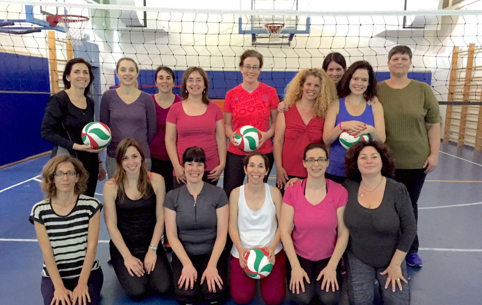 The Magen 1 team in Tel Aviv. Photo: courtesy
