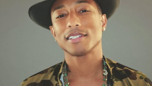 Pharrell Williams. Photo via G+
