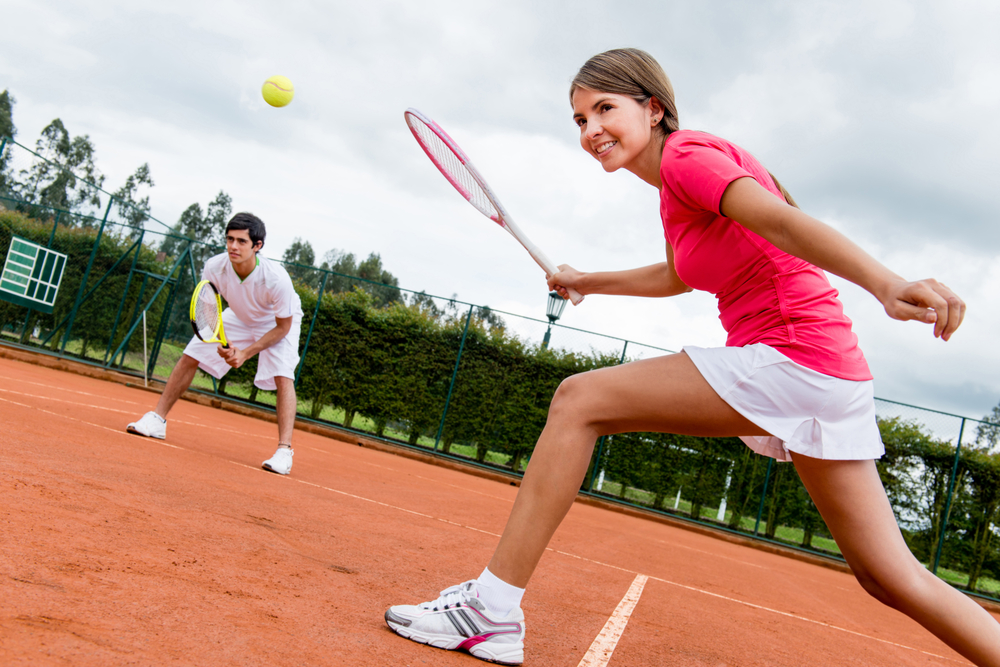 the role of tennis in a persons life Social roles are the part people play as members of a social group with each social role you adopt, your behavior changes to fit the expectations both you and.