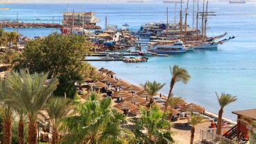 A view of Eilat. Photo by Shutterstock.com