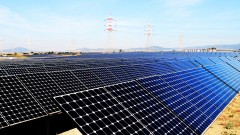 Photovoltaic technology. Photo via Shutterstock