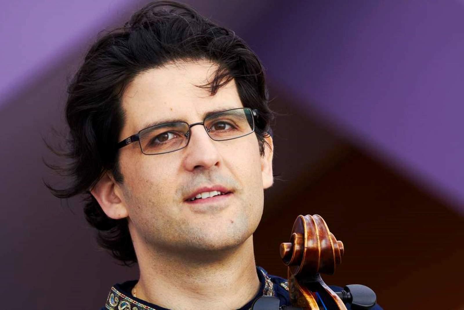 Photo of Amit Peled by Fabio Bidini.
